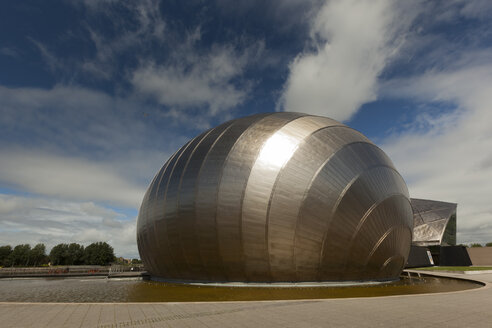 UK, Scotland, Glasgow, Glasgow Science Centre - FC01265