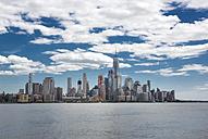 USA, New York City, Skyline - MAUF01209