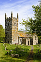 UK, England, Cornwall, The Lizard, Landewednack, St Wynwallow's church - SIEF07471