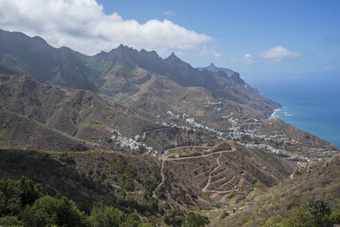 Spain, Canary islands, Tenerife, Anaga mountains - DHCF00134