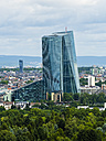 Germany, Frankfurt, view to European Central Bank - AMF05449