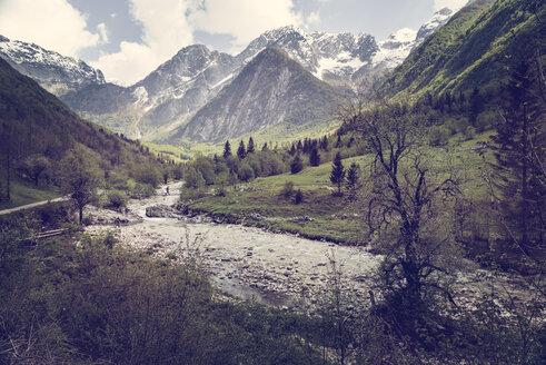 Slovenia, Bovec, Soca river - BMAF00323