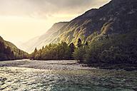 Slovenia, Bovec, Soca river - BMAF00326
