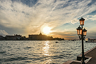 Italy, Venice, view to Giudecca with Academy of Fine Arts - CSTF01368