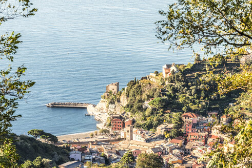 Italy, Liguria, Cinque Terre, Monterosso al Mare - CSTF01373