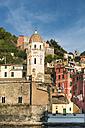 Italy, Liguria, Cinque Terre, Vernazza - CSTF01391