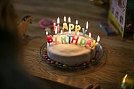 Little girl's birthday cake - MOEF00128