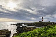 UK, Scotland, Boddam, Buchan Ness Lighthouse - FOF09308