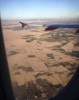 African landscpae seen from airplane - LMF00729