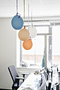 Birthday decoration in an office - KNSF02742