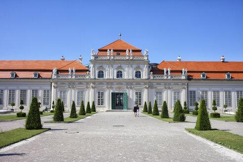 Austria, Vienna, Lower Belvedere - ABOF00246