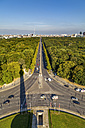 Germany, Berlin, elevated city view from victory column - PUF00724