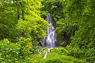 Germany, Bad Urach, Swabian Alb, Urach waterfall - WGF01123