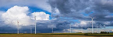 Germany, Tomerdingen, wind park - WGF01127