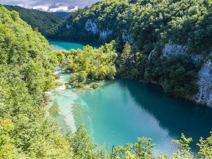 Croatia, Lika-Senj, Osredak, Plitvice Lakes National Park - AMF05483