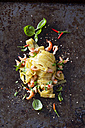 Pappardelle with crayfish - CSF28277