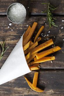 Sweet potato fries with rosmary - CSF28321