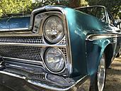 vintage car, headlight - GWF05258
