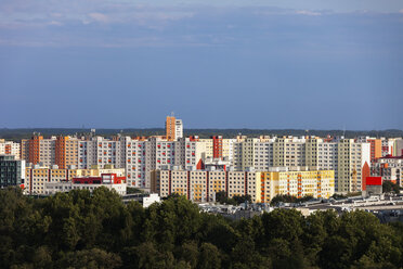 Slovakia, Bratislava, apartment towers - ABOF00276