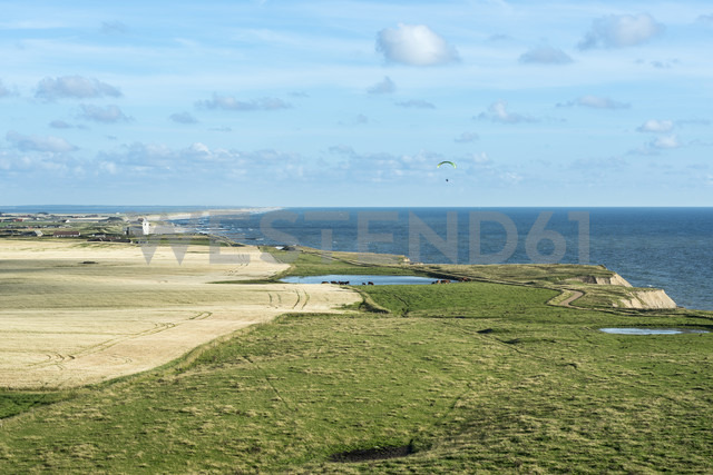 Denmark, Lemvig, coastal landscape as seen from Bovbjerg Fyr - HWOF00222 - HWO/Westend61
