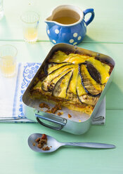 Casserole with aubergine and mincemeat - PPXF00085