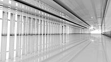 Futuristic empty room, 3D Rendering - SPCF00173