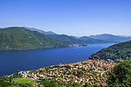 Switzerland, Ticino, Lago Maggiore, Cannobio - PUF00819