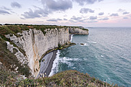 France, Normandy, Etretat, Cliffs - RPSF00009