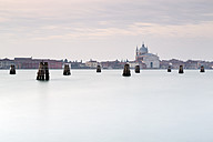 Italy, Venice, cityscape in twilight - RPSF00019