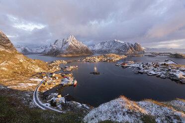 Norway, Lofoten, Reine - RPSF00043