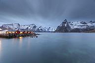Norway, Lofoten, Hamnoy - RPSF00055