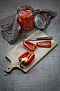 Pickled roasted bell pepper - LVF06396