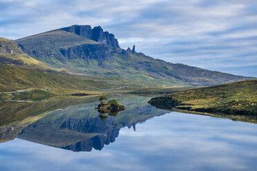 Great Britain, Scotland, Isle of Skye, Loch Fada - STSF01341