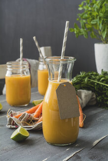 Carrot Smoothie with limette - ODF01565