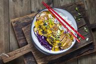 Katsu Curry with chicken escalope - SBDF03357