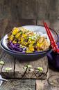 Katsu Curry with chicken escalope - SBDF03360