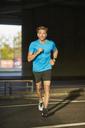 Man running in the city - PNEF00287