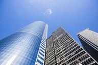 USA, New York City, skyscrapers seen from below - ZEF14662