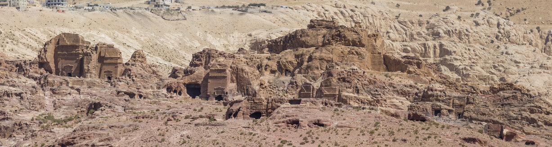 Jordania, Wadi Musa, Petra, Mughar an Nasara - MABF00471