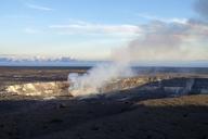 USA, Hawaii, Big Island, Hawaii Vulcanoes National Park, Halema'uma'u Krater - HLF01059