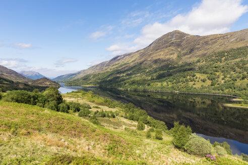 Great Britain, Scotland, Scottish Highlands, West Coast, Loch Leven, sea loch - FOF09414