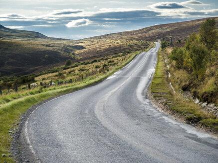 UK, Scotland, Highland, A939, Highland Tourist Route - STSF01405