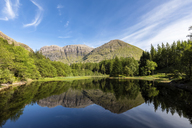 Great Britain, Scotland, Scottish Highlands, Glencoe, Torren Lochan - FOF09489
