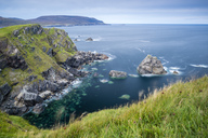 UK, Scotland, Highland, North Coast 500, Faraid Head near Durness - STSF01413