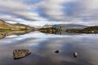 Great Britain, Scotland, Scottish Highlands, Glencoe, Rannoch Moor, Lochan na H'Achlaise - FOF09505