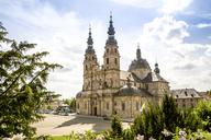 Germany, Hesse, Fulda, Fulda Cathedral - PUF00911