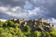 Great Britain, Scotland, Edinburgh, Castle Rock, Edinburgh Castle - FOF09530