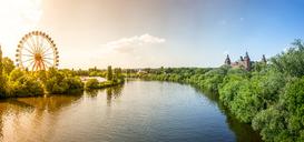 Germany, Bavaria, Aschaffenburg, Schloss Johannisburg - PUF00917