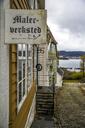 Norway, Hordaland, Bergen, Historic old town, Gamle Bergen - BIGF00060