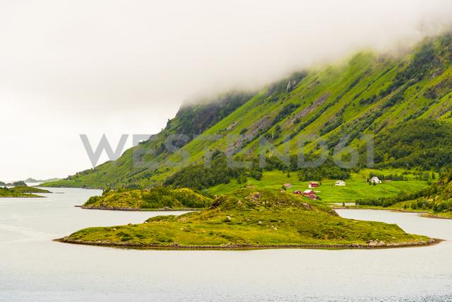 Norway, Nordland, Vestvagoey, Lofoten Island - CSTF01503 - Carmen Steiner/Westend61